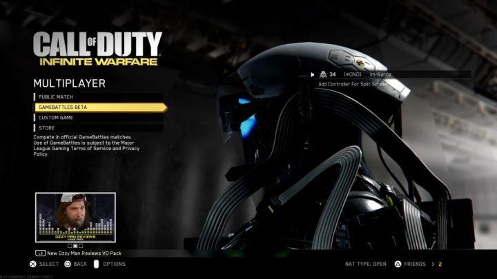 CoD:IW: 対戦プラットフォーム「GameBattles」に対応、ベータテストを開始