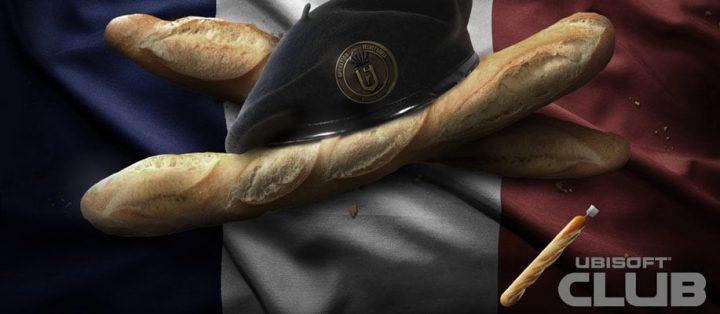 """R6S:「バゲットチャレンジ」開催、15勝で""""フランスパンのチャーム""""プレゼント"""