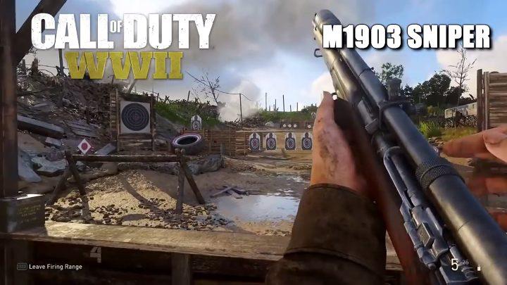 CODWWII-M1903SNIPER