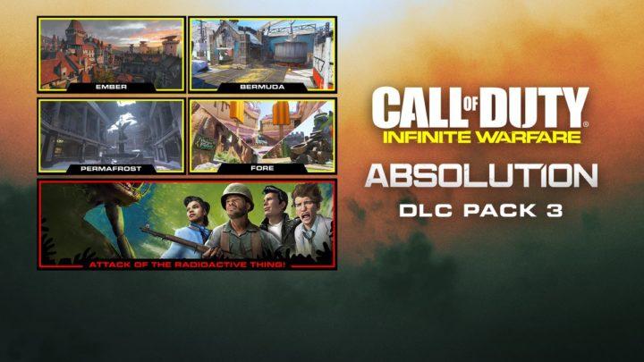 "CoD:IW: 第3弾DLC「Absolution」の国内配信開始、""Resistance""リメイクを含む4マップと1950年代のゾンビモード同梱"