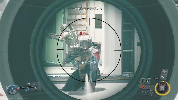 CoD:IW: 3種の新武器、どこに当たってもキル確定の「Trek-50」やSR/SG切り替え式の「Proteus」、ショットガン「M.2187」
