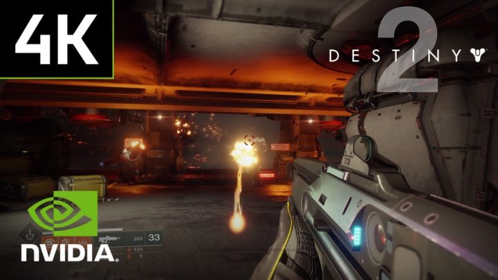 Destiny 2: 4kでのプレイ映像公開、グラボ購入で本編と先行アクセスが貰えるキャンペーンも開催中
