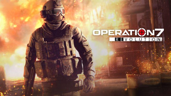 無料FPS『Operation7 Revolution』:数時間プレイするだけで「PS VR」や迷彩コントローラーなどが当たるキャンペーン開催中