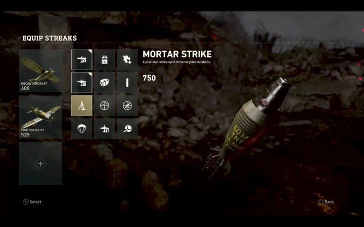 Mortar Strike