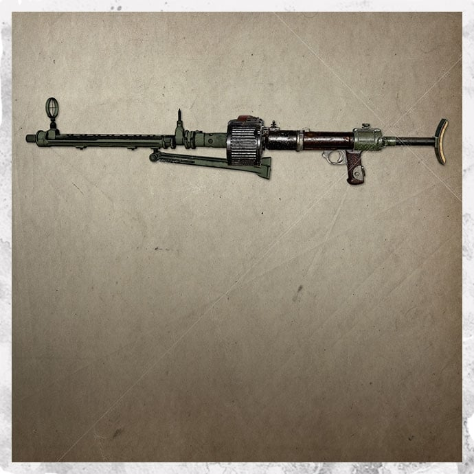 MG15機関銃