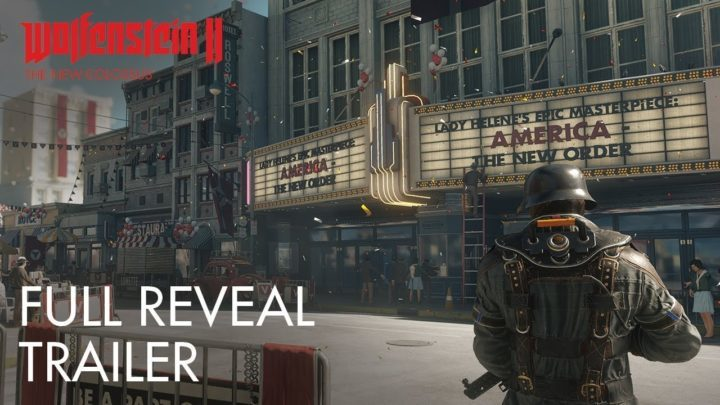 WolfensteinII- The New Colossus