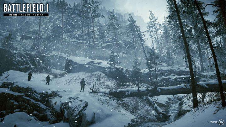 """BF1:騎兵だらけの雪山マップ""""Lupkow Pass""""、CTEで配信開始"""