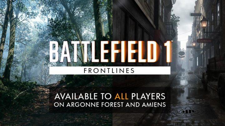 BF1:新ゲームモード「フロントライン」、6月のアップデートで全プレイヤーに開放