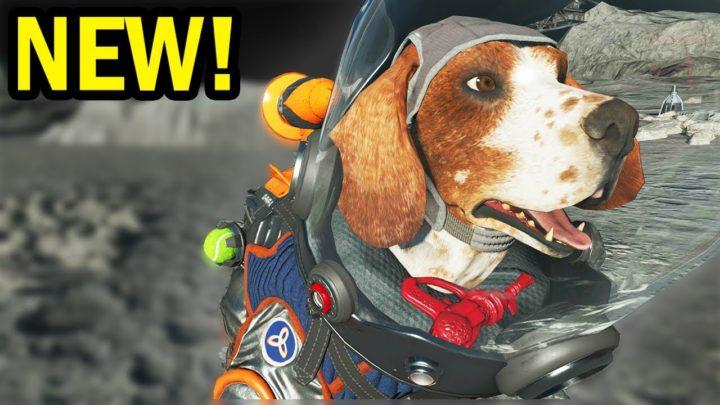 """CoD:BO3:「Moon」でかわいい""""スペースドッグ""""のイースターエッグ発見、単なる噂をTreyarchが現実化"""