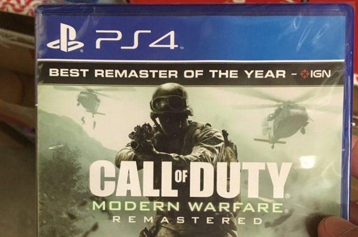 噂:『CoD:MWR』単体版のパッケージ画像が登場、6月20日発売で価格は39.99ドル
