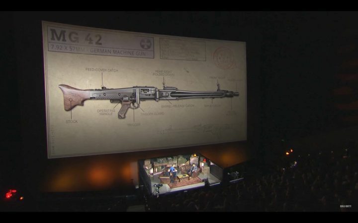 MG42機関銃