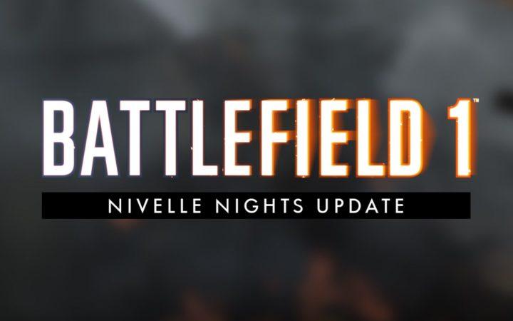 "BF1: 初の夜間マップ「NIVELLE NIGHTS」追加や""ベスト分隊""を含む最新アップデート配信"