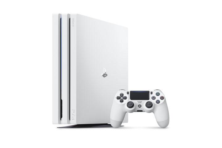 PS4 Pro グレイシャーホワイト