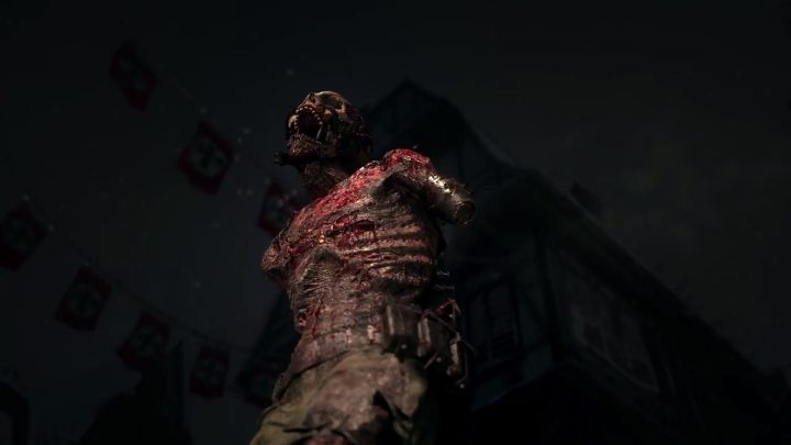 "CoD:WWII: ゾンビモード""Nazi Zombies"" ナチゾンビ"