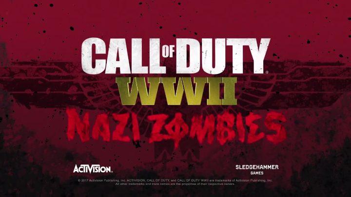 """CoD:WWII: ゾンビモード""""Nazi Zombies""""詳細、ストーリーや全キャラクターの概要など"""