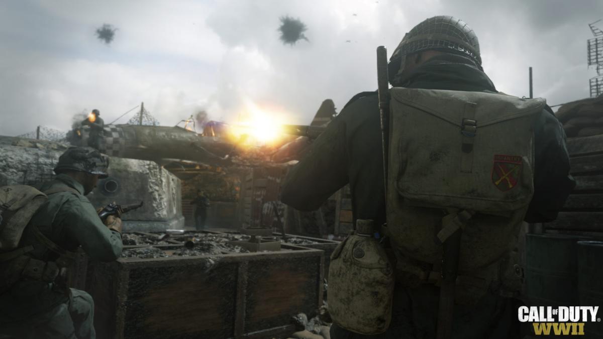 CoD:WWII: 先週のUKヒットチャートでも1位を堅守、PS4本体やPS VRも記録的好調
