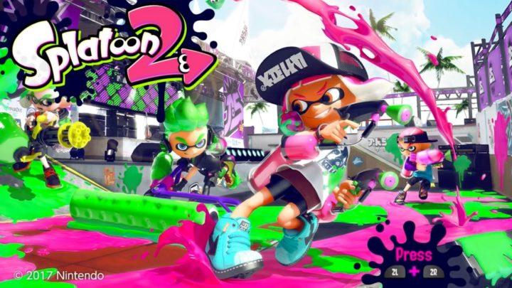『スプラトゥーン2』売上速報:発売3日で67.1万本を販売、Nintendo Switchユーザーの半数が購入する史上最高の出足に