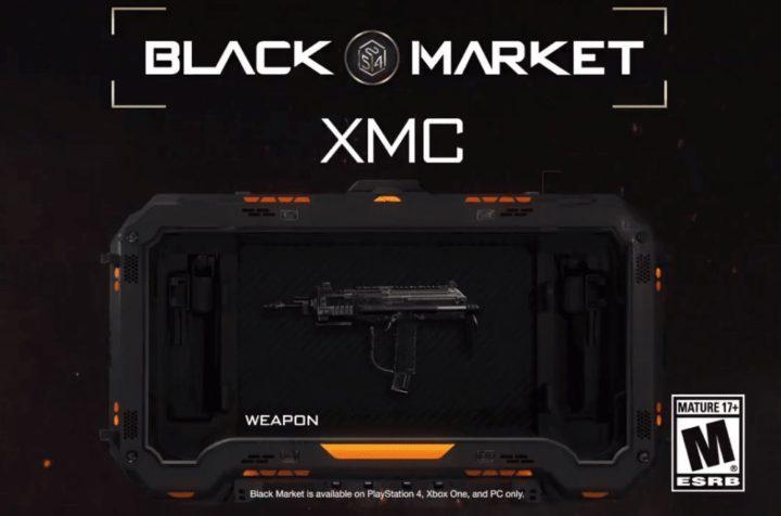 CoD:BO3: ブラックオプスシリーズの武器「オリンピア」と「XMC(MSMC)」が復活、期間限定迷彩「Empire」も