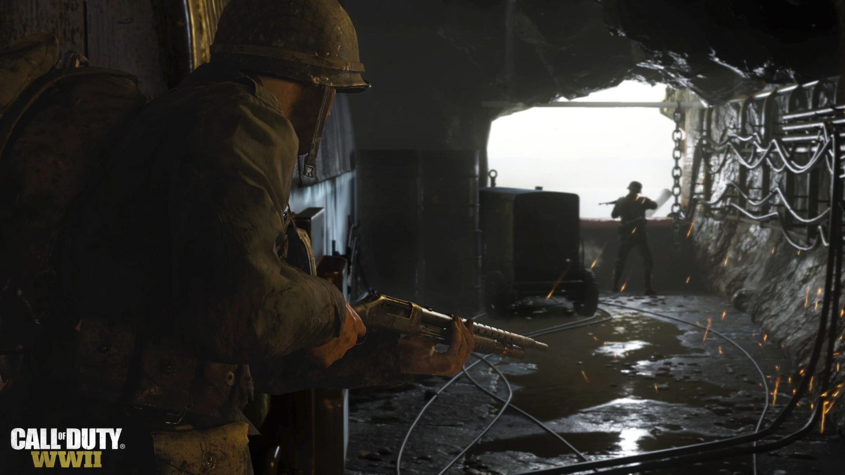 CoD:WWII:隠密Perk「デッドサイレンス」の登場確定