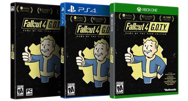全DLC入りの『Fallout 4: ゲーム・オブ・ザ・イヤー エディション』が海外で9月26日に発売決定、Pip-Boy同梱版の再販も