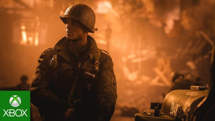CoD:WWII: ベータ第2週目のプリロードがXbox One版予約購入者向けに開始(海外)
