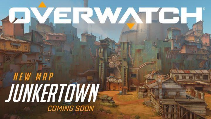 オーバーウォッチ:新エスコートマップ「ジャンカータウン」が9月19日に配信決定