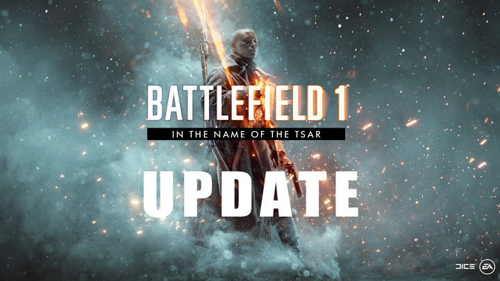 BF1:10月アップデート配信、オペレーションが64人サーバーのみに変更など多数の変更と改善