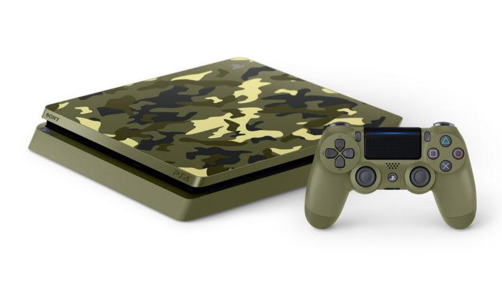 『CoD:WWII』PS4限定バンドルの発売決定