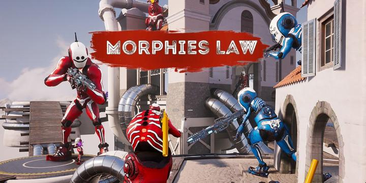 """フレンドリーファイアも戦術:斬新すぎる""""質量交換""""TPS『Morphies Law』が2017年冬発売 [UPDATE]"""