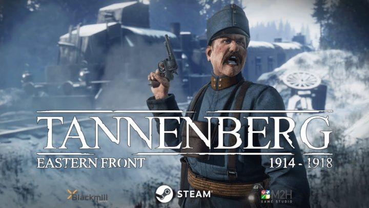 リアルでゴアな第一次世界大戦FPS『Tannenberg(タンネンベルク)』:先行アクセスが2017年11月16日に決定、新スクリーンショット多数公開