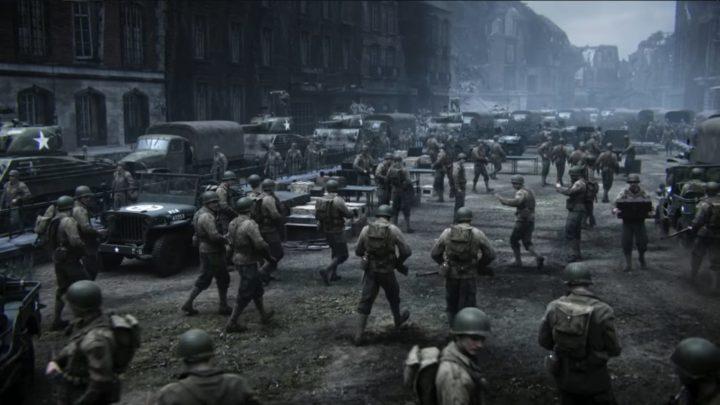 CoD:WWII: PS4とPCでも事前ダウンロード開始、PS4版のダウンロードサイズは48GB