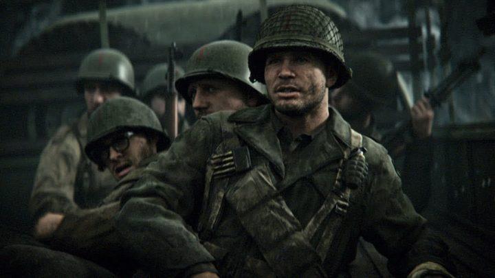 CoD:WWII:過酷な戦場と固い絆を描く「ストーリートレーラー」公開(日本語字幕版)