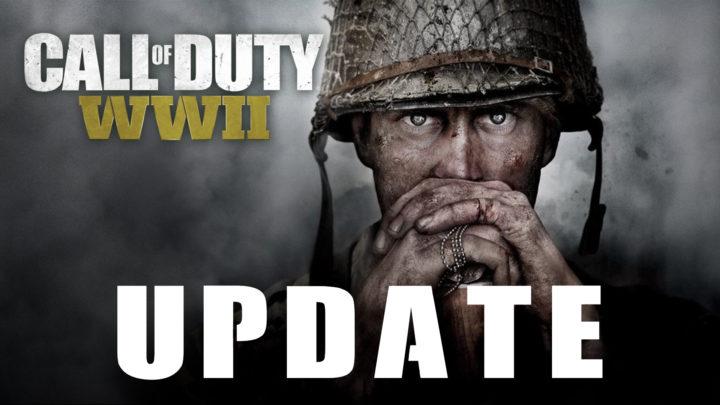 CoD:WWII: 最新アップデートを11月10日〜11日に配信、問題となっているバグリスト公開