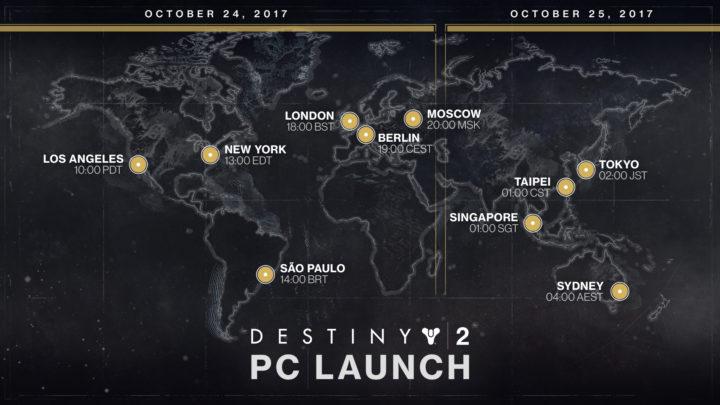 PC版『Destiny 2』まとめ: フレームレート上限なしで別次元!解禁時刻は10月25日午前2時