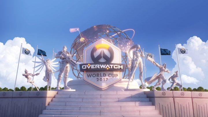 オーバーウォッチ: eスポーツ観戦に向けた様々な機能を「Overwatch World Cup 2017」内にて実装予定