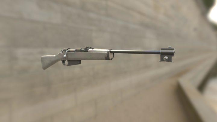 Carcano 1891 Carbine