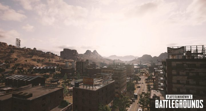 PUBG: 新マップ「砂漠」のスクリーンショット公開(5枚)