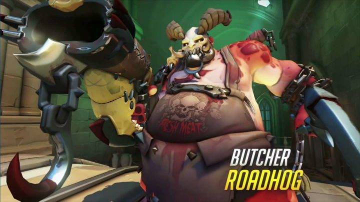 butcher hog