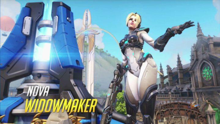 nova widow
