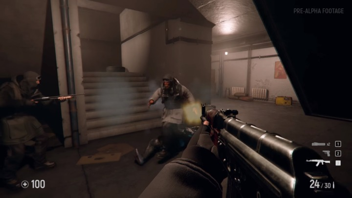 デスするとグールになって人間を捕食する新作FPS『DEAD DOZEN』ゲームプレイ映像初公開、正式版では日本語対応