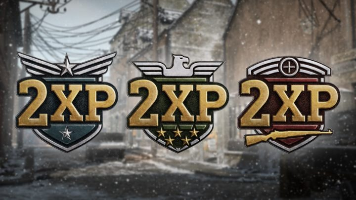 CoD:WWII: WINTER CARENTAN MOSHPITで経験値・師団経験値・武器経験値2倍(1月2日まで)