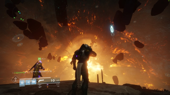 Destiny 2: レイド・ゾーン「リヴァイアサン、世界を食らう船」攻略、短いレイドながら達成感は遜色なし