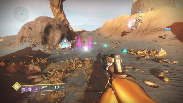 Destiny 2 水星 火種
