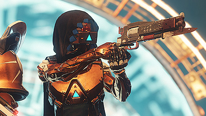 Destiny 2 新装備 オシリスの呪い レッドデス ハンドキャノン