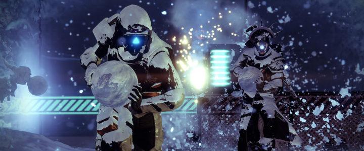 Destiny 2: ホリデーイベント「暁旦」が開催、イベント限定アイテムは暁旦用エングラムの他にブライトダストでも購入可能