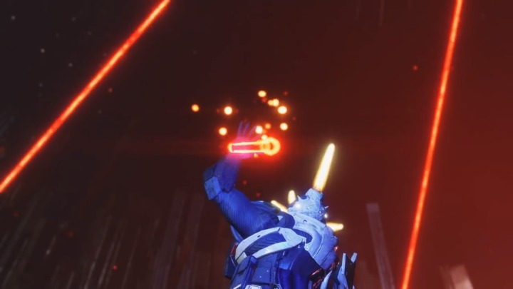 Destiny 2 オシリスの呪い 感情表現