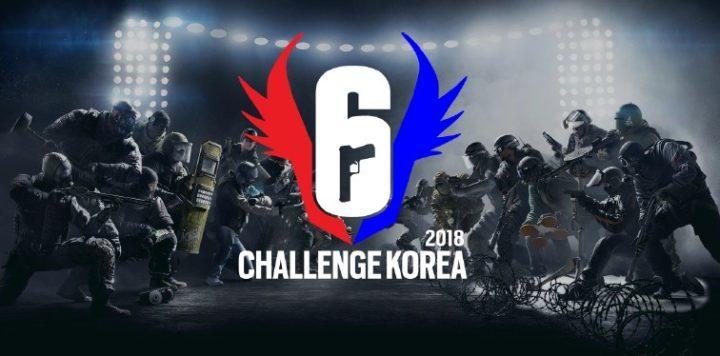 レインボーシックス シージ: 「Six Challenge Korea 2018」にて日本vs韓国の親善試合開催
