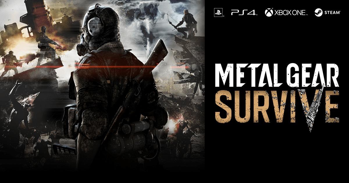 『METAL GEAR SURVIVE』第2回ベータテスト、2月16日より開催