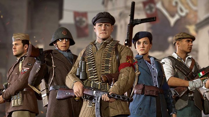 CoD:WWII: イベント「レジスタンス」開催と同時にアップデートが配信、新師団や新モード、エンブレムギャラリーなどを追加