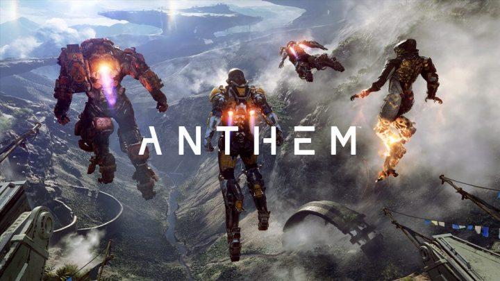 パワードスーツで陸海空を駆け巡るオープンワールドシューター『Anthem』、発売日が2018年秋から2019年に延期か